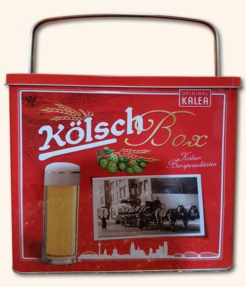 Geschenk für Kölschliebhaber, Kölner Bierspezialitäten von Kalea